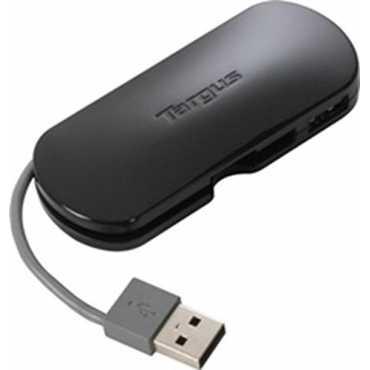 Targus (ACH111AP) 4 Port USB Hub - Black