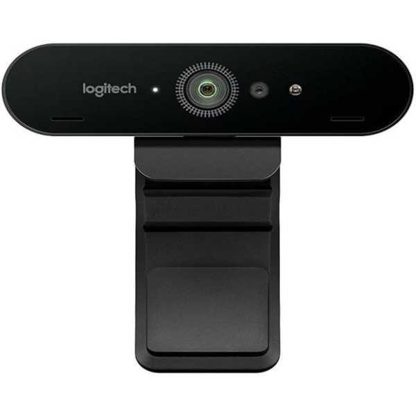 Logitech Brio 4K Pro Webcam - Black