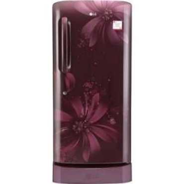 LG GL-B221ASAW 215 L 3 Star Direct Cool Single Door Refrigerator