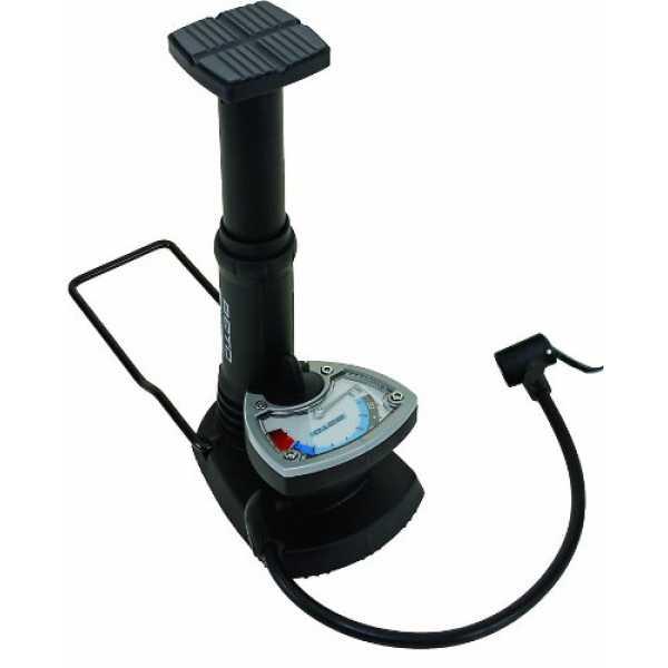 Beto Mini Foot Pump - Black