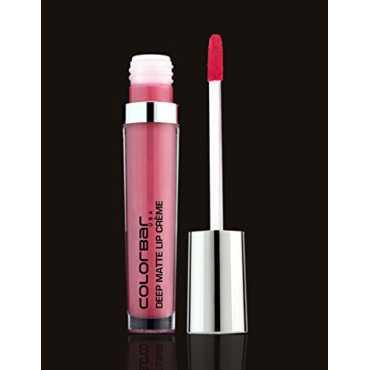 Colorbar  Deep Matte Lip Creme (Deep Pink 007) - Pink