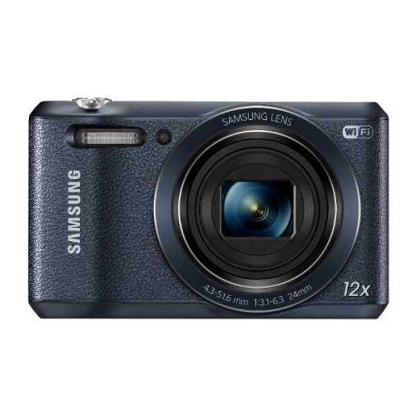 Samsung WB35F 16 2MP Smart WiFi and NFC Digital Camera