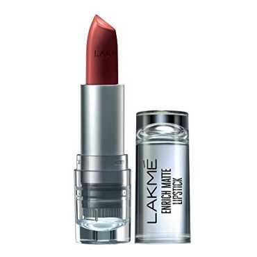 Lakme Enrich Matte Lipstick Shade RM15