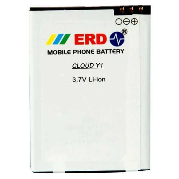 ERD 1100mAh Battery (For Intex Cloud Y1)