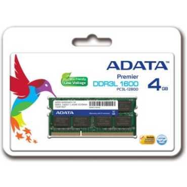 Adata Premier ADDS1600W4G11-R 4GB DDR3 Laptop RAM