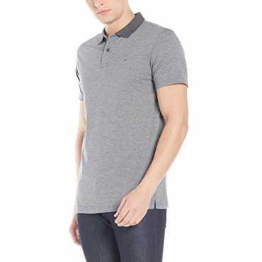 Men s T-Shirt 8907542246298_400016105995_Large_Charcoal Melange