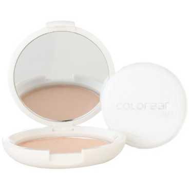 Colorbar  Radiant White UV Compact Powder (Shell) - White