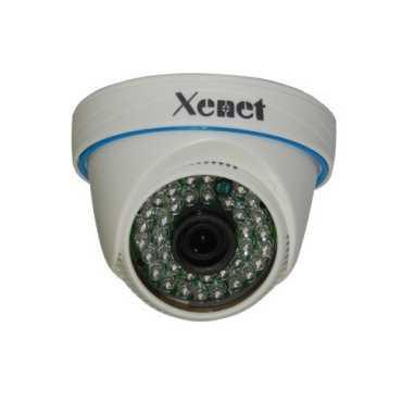 Xenet XN-7203HID IR Dome Camera