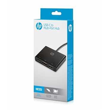 HP (1BG94AA) USB Hub - Black