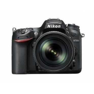 Nikon D7200 DSLR Camera (AF-S 18-105mm VR Kit Lens)