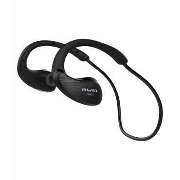 Awei A885 Bluetooth Headset - Black | Gold