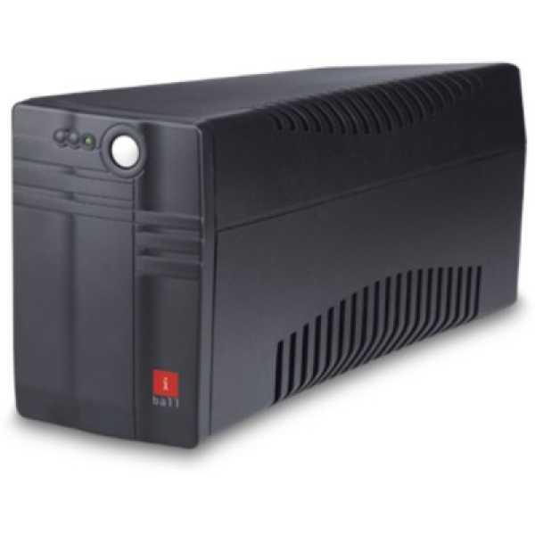 IBall  Nirantar UPS-621V (600VA/360W) UPS - Black