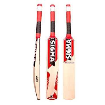 Sigma Achiever Kashmir Willow Cricket Bat Size 4