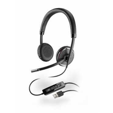 Plantronics Blackwire C520-M Headset - Black