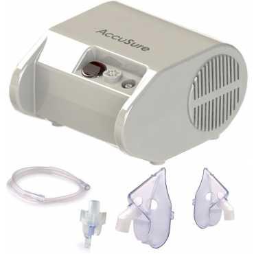 HealthTrack AccuSure Nebulizer - White