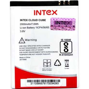 Intex 2000mAh Battery (For Intex Cloud Cube)