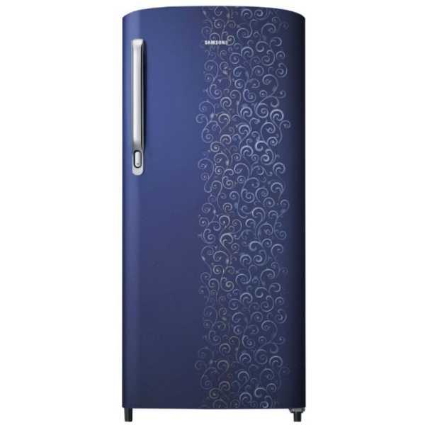 Samsung RR19M2712VJ 192L 2S Single Door Refrigerator Royal Tendril