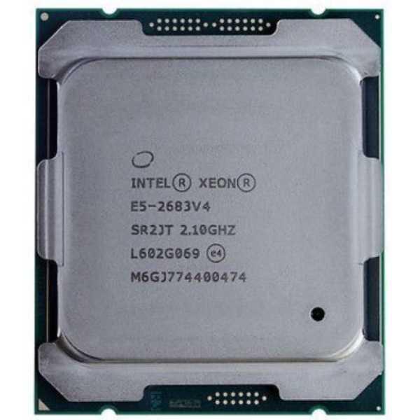 Intel XEON E5-2683 Processor - Grey