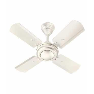 Eveready Cream 4 Blade (600mm) Ceiling Fan