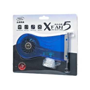 Deepcool Xfan 5 Cooler Fan - Blue