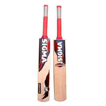Sigma Stroke Player Kashmir Willow Cricket Bat Size 4