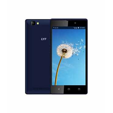 LYF Wind 7i - Black | Blue