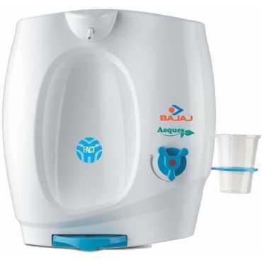 Bajaj Aeques PFS Filter Water Purifier - White