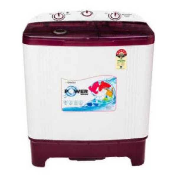Sansui 6.5 Kg Semi Automatic Top Load Washing Machine (SISA65A5R)