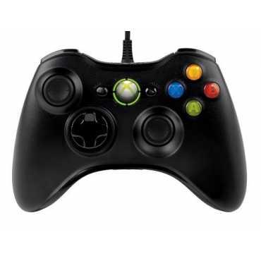 Microsoft Xbox-360 Wireless Controller - Black