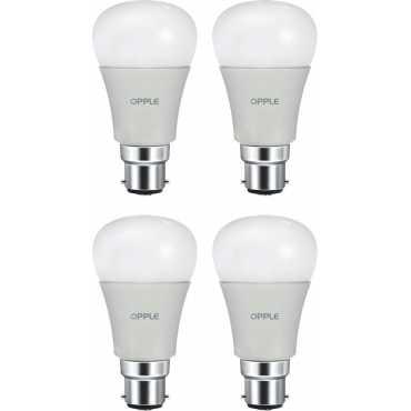 Opple 5W LED Bulb (White, Pack of 4)