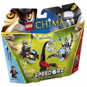 Lego Chima Stinger Duel, Multi Color
