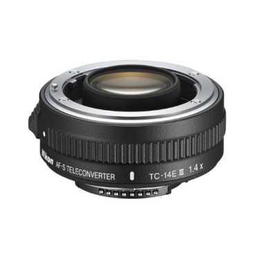 Nikon AF-S TC-14E III Teleconverter Lens - Black