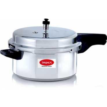 Impex IPC 201 Aluminium 2 L Pressure Cooker - Silver