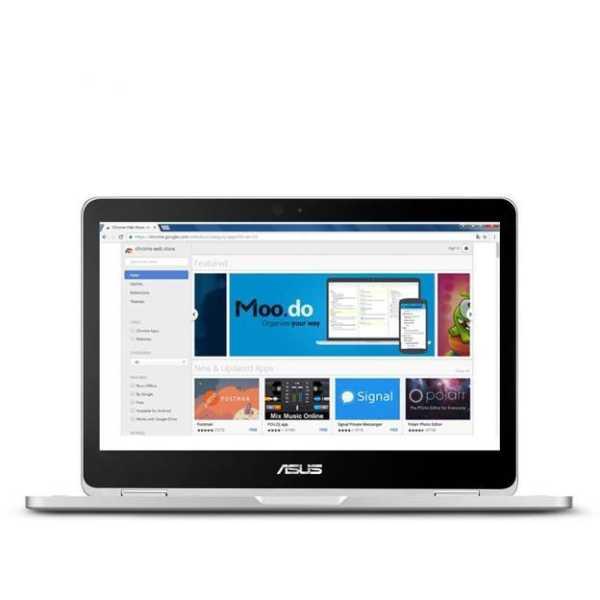 ASUS (C302CA-DHM4) Chromebook