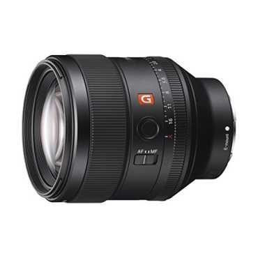 Sony FE 85mm f/1.4 GM Prime Lens - Black