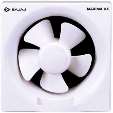 Bajaj Maxima DX 5 Blade (300mm) Exhaust Fan - White
