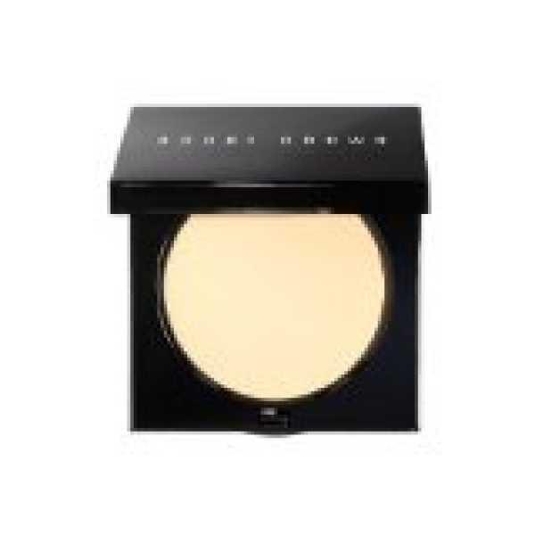 Bobbi Brown Exclusive Sheer Finish Pressed Powder (06 Warm Natural) - Brown