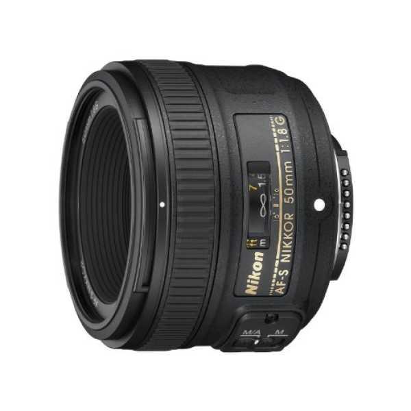 Nikon AF-S NIKKOR 50mm f 1 8G Lens