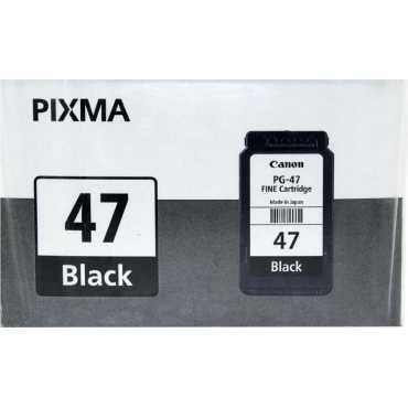 Canon PG47 Black Ink Catridge - Black