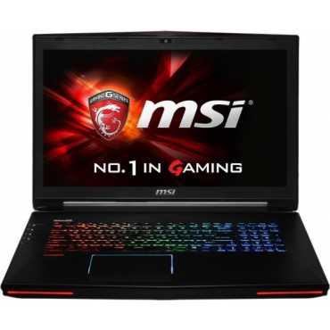 MSI Dominator Pro GT72 2QE Laptop - Black