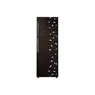 Samsung RT33JSMFEBZ/SZ/RZ 321Litres 4S Double Door Refrigerator (Tender Lily) - Silver | Tender Lily Black