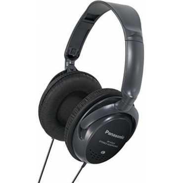 Panasonic RP-HT225 Headphones - Black