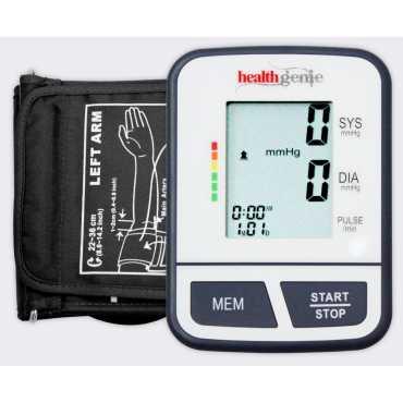 Healthgenie.in BPM02T BP Monitor - White