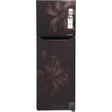 LG GL-Q282SSAM 255 Litre  Double Door Refrigerator - Brown | Red