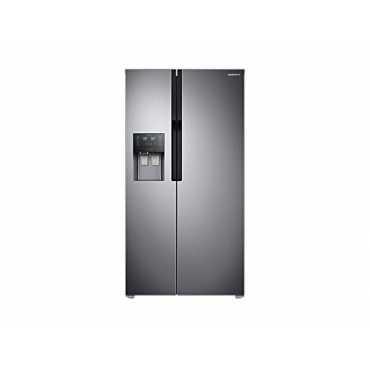 Samsung RS51K5460SL 586 L Inverter Side By Side Door Refrigerator