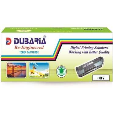 Dubaria 337 Black Toner Cartridge