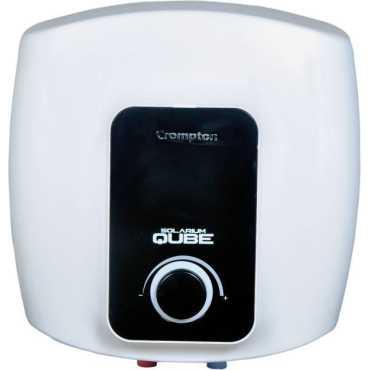 Crompton Solarium Qube 15L Storage Water Geyser