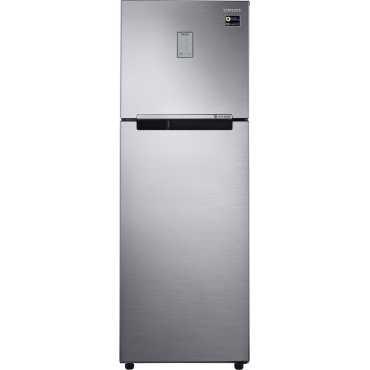 Samsung RT30M3425S8/HL 275L 5S Double Door Refrigerator (Elegant Inox) - Silver