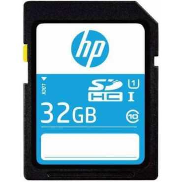 HP 32GB SDHC I Class 10 90 MB s Memory Card