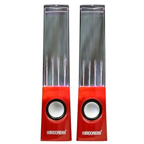 5core DWS-01 Speaker - Black | White | Red